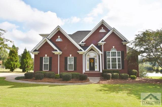 355 Harris Hill Drive, Athens, GA 30607 (MLS #964968) :: The Holly Purcell Group