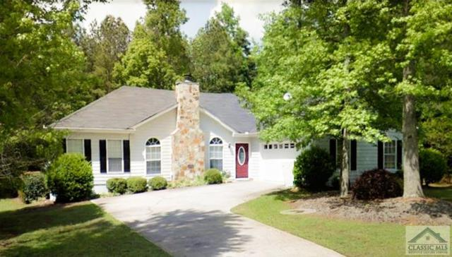 260 Travis Drive, Athens, GA 30606 (MLS #964970) :: The Holly Purcell Group