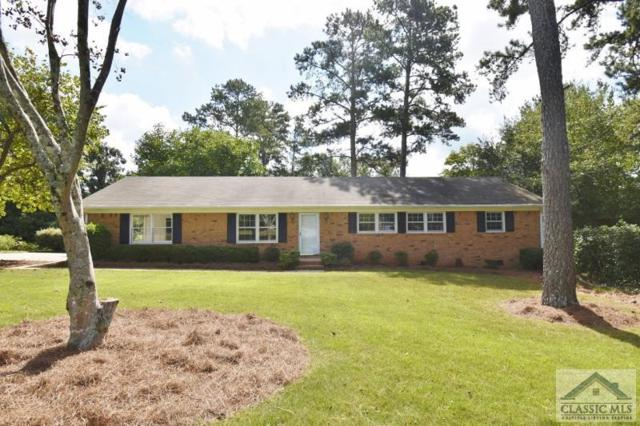 295 Forest Heights Drive, Athens, GA 30606 (MLS #964973) :: The Holly Purcell Group