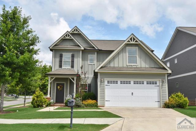 368 Ridge Pointe Dr, Athens, GA 30606 (MLS #964974) :: The Holly Purcell Group