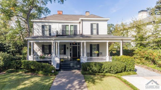 146 Dearing Street, Athens, GA 30605 (MLS #965702) :: The Holly Purcell Group