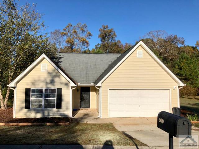 600 Maple Forge Dr, Athens, GA 30606 (MLS #965750) :: Team Cozart