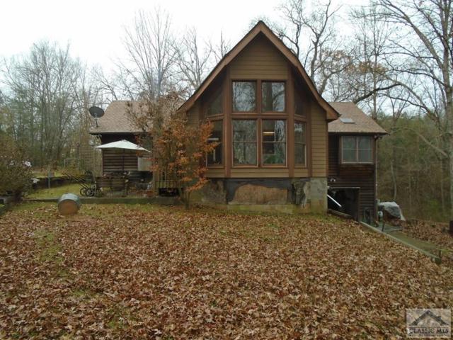 599 East Jones Chapel Rd, Danielsville, GA 30633 (MLS #966133) :: Team Cozart