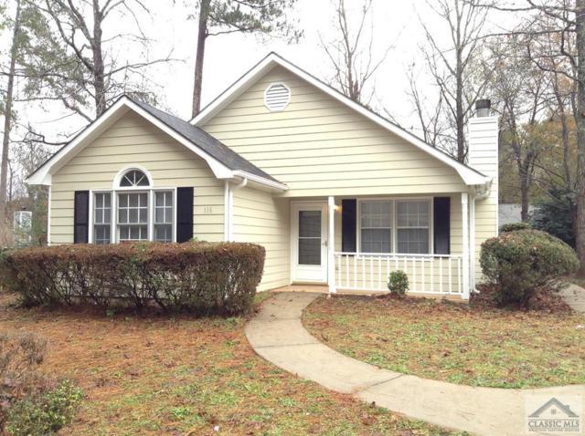 116 Sapphire Ct, Athens, GA 30605 (MLS #966141) :: Team Cozart