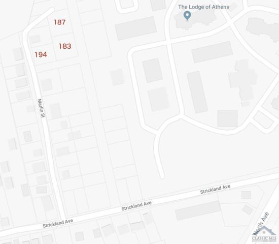 187 Bremond Street, Athens, GA 30601 (MLS #966148) :: Team Cozart