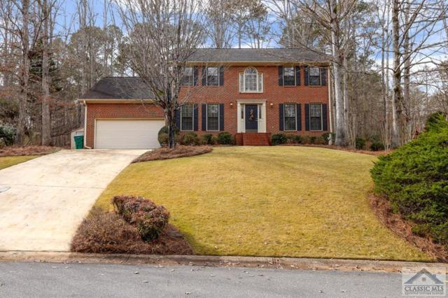 130 Hillsborough Dr, Athens, GA 30606 (MLS #966198) :: The Holly Purcell Group