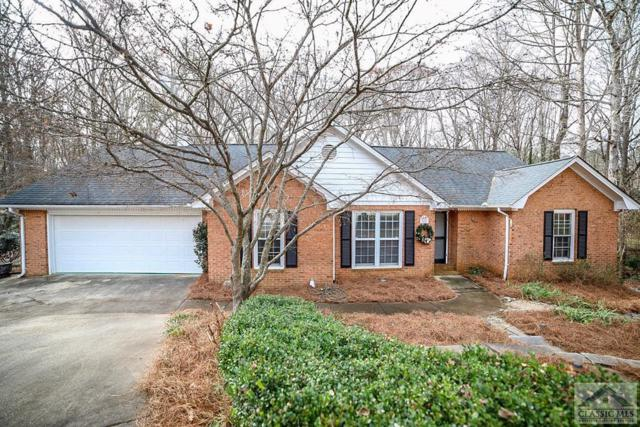 120 Woodhaven Terrace, Athens, GA 30606 (MLS #966199) :: The Holly Purcell Group