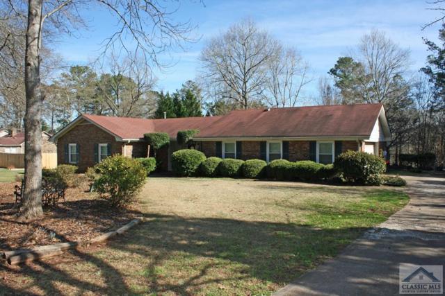 1120 Echo Trail, Watkinsville, GA 30677 (MLS #967099) :: Team Cozart
