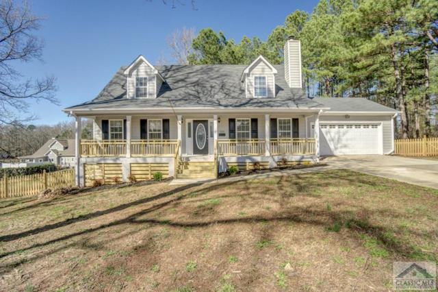 220 Ivey Ln, Winder, GA 30680 (MLS #967136) :: Team Cozart