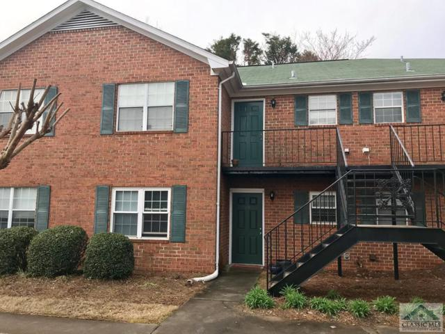 2165 S. Milledge Ave A-13, Athens, GA 30605 (MLS #967283) :: Team Cozart