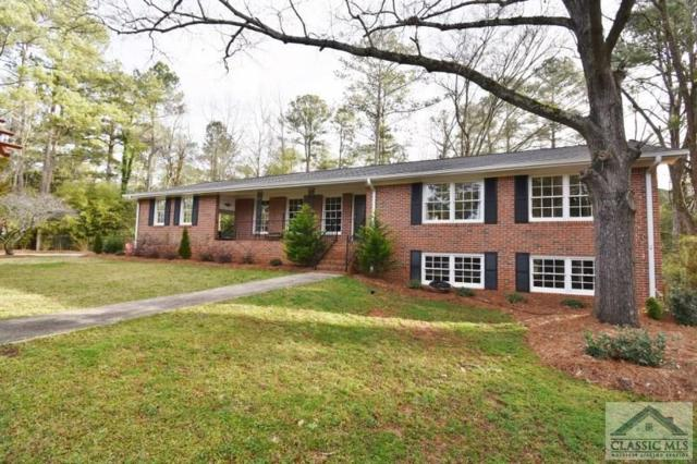 125 Julia Ann Circle, Athens, GA 30606 (MLS #967285) :: Team Cozart