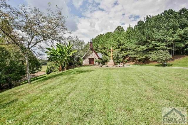 Lot 551 Lewis Dailey Cove, Nicholson, GA 30565 (MLS #967653) :: Signature Real Estate of Athens