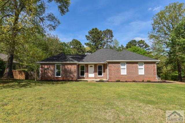 231 Brickleberry Rdg, Athens, GA 30605 (MLS #968352) :: Athens Georgia Homes