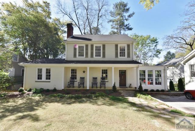 490 Southview Drive, Athens, GA 30606 (MLS #968361) :: Team Cozart