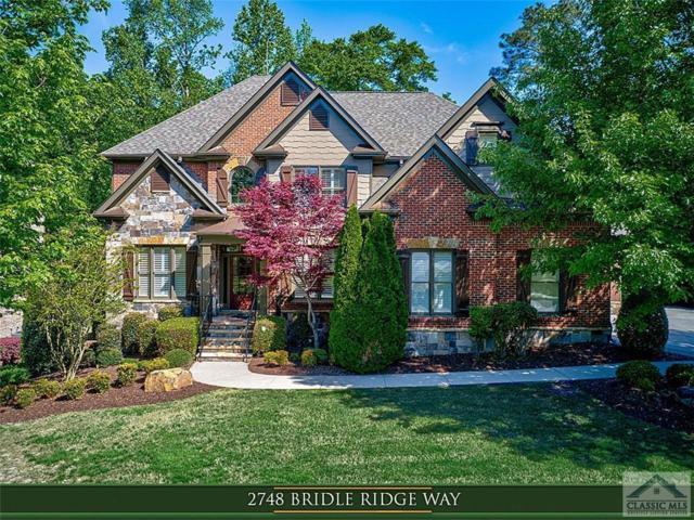2748 Bridle Ridge Way, Buford, GA 30519 (MLS #968645) :: Team Cozart