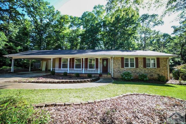 560 Greencrest Drive, Athens, GA 30605 (MLS #969048) :: Team Cozart