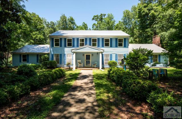 115 Homestead Drive, Athens, GA 30605 (MLS #969140) :: Athens Georgia Homes