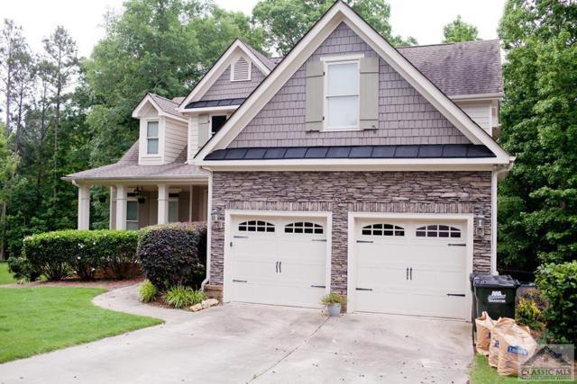 233 Hidden Springs Way, Athens, GA 30605 (MLS #969178) :: Athens Georgia Homes