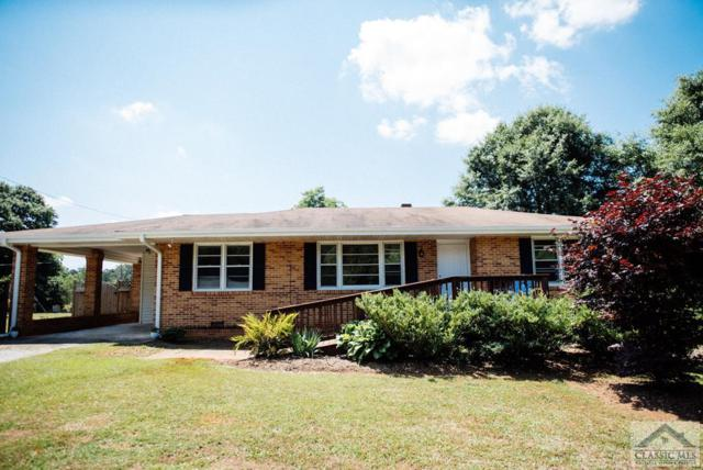 142 Jones Rd, Athens, GA 30601 (MLS #969200) :: Team Cozart