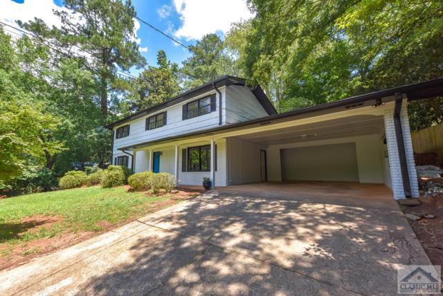 540 Rivermont Road, Athens, GA 30606 (MLS #969790) :: Athens Georgia Homes