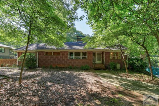 124 Tillman Lane, Athens, GA 30606 (MLS #969825) :: Athens Georgia Homes