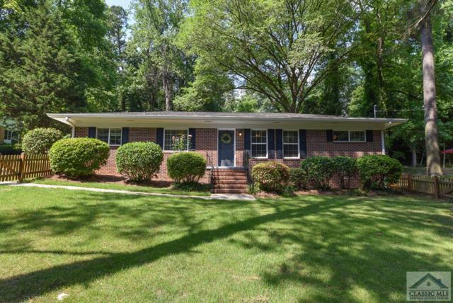 225 Riverside Drive, Athens, GA 30606 (MLS #969921) :: Athens Georgia Homes