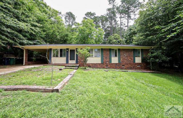 145 Woodcrest Drive, Athens, GA 30606 (MLS #969988) :: Athens Georgia Homes