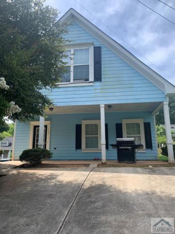 164 Trail Creek, Athens, GA 30601 (MLS #970001) :: Athens Georgia Homes
