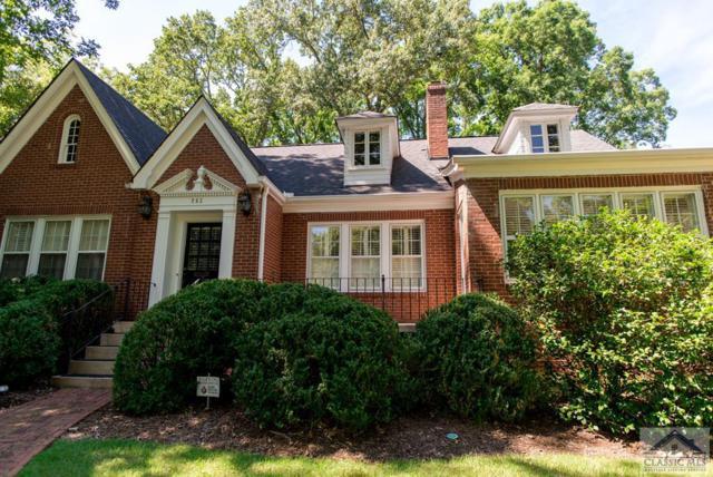 285 Hampton Ct., Athens, GA 30606 (MLS #970087) :: Athens Georgia Homes