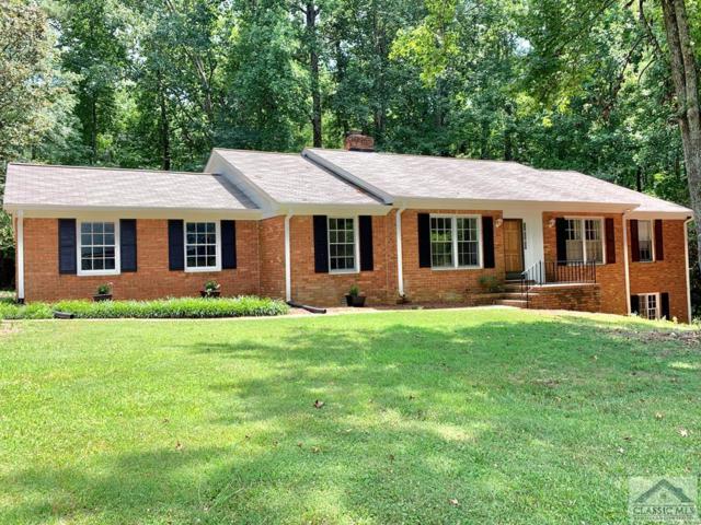 200 Cedar Springs Drive, Athens, GA 30605 (MLS #970127) :: Athens Georgia Homes