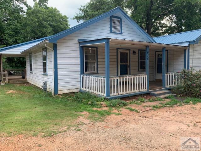 415 Old Princeton Rd, Athens, GA 30606 (MLS #970172) :: Athens Georgia Homes
