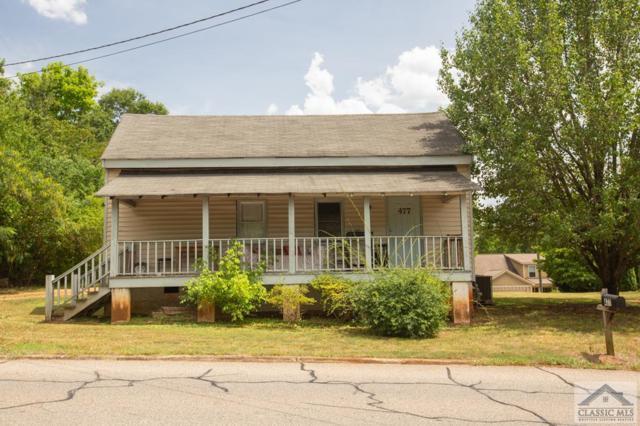 477 Whitehall Rd, Athens, GA 30605 (MLS #970288) :: Athens Georgia Homes