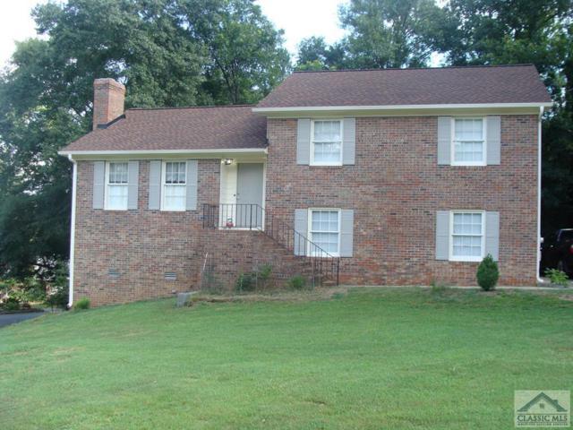 298 Tara Way, Athens, GA 30606 (MLS #970496) :: Athens Georgia Homes