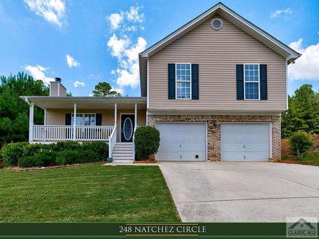 248 Natchez Circle, Winder, GA 30680 (MLS #970640) :: Team Cozart