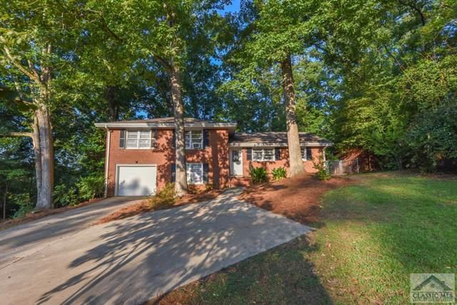 245 Robinhood Court, Athens, GA 30606 (MLS #970749) :: Athens Georgia Homes