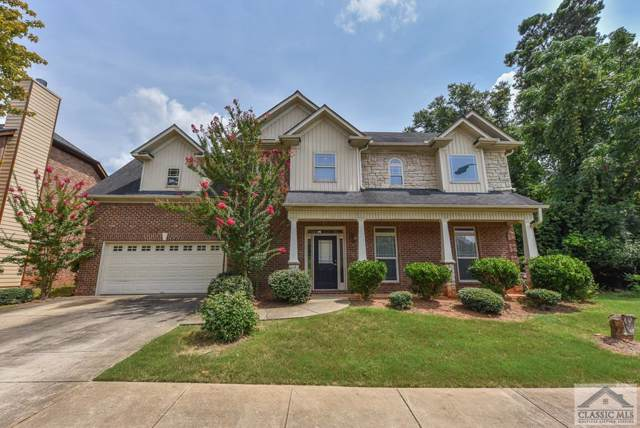 125 Putters Drive, Athens, GA 30606 (MLS #970812) :: Athens Georgia Homes