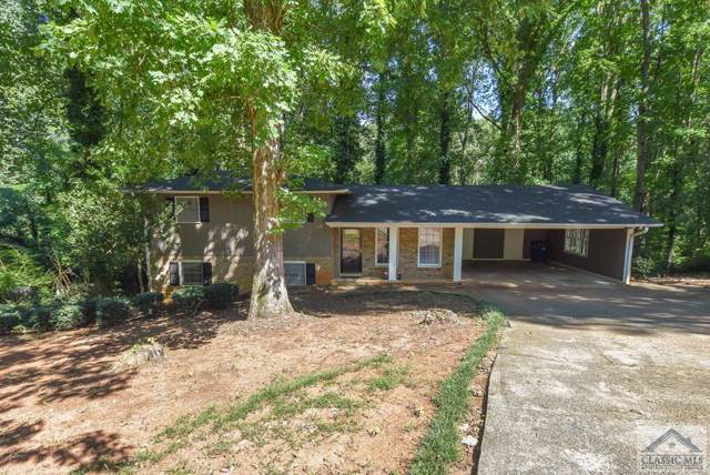 268 Cavalier Road, Athens, GA 30606 (MLS #970831) :: Team Cozart