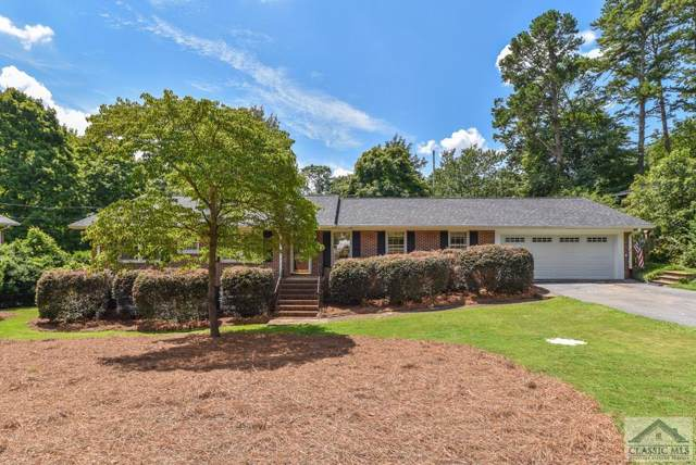 139 Clifton Drive, Athens, GA 30606 (MLS #970832) :: Team Cozart