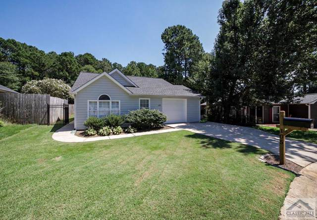 105 Armour Court, Athens, GA 30605 (MLS #970845) :: Team Cozart