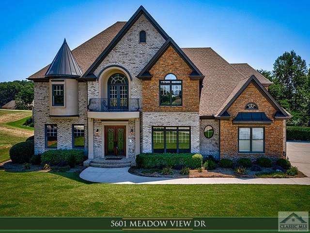 5601 Meadow View Drive, Jefferson, GA 30549 (MLS #970867) :: Team Cozart