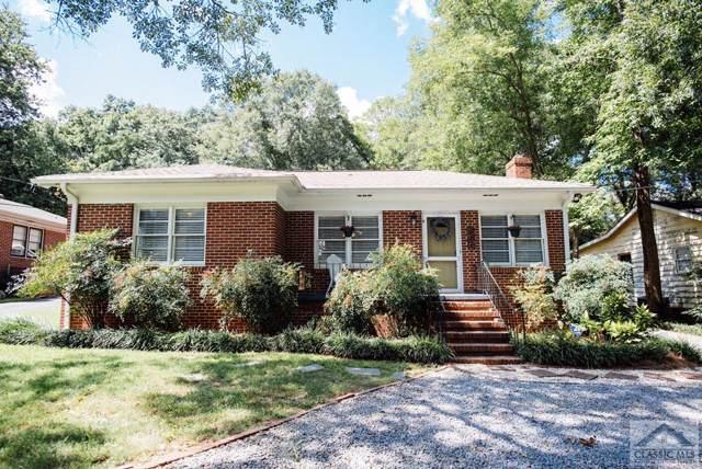 550 King Avenue, Athens, GA 30606 (MLS #971099) :: Todd Lemoine Team