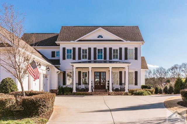 1455 Evergreen Park, Statham, GA 30666 (MLS #971260) :: Athens Georgia Homes