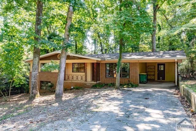 140 Rivermont Road, Athens, GA 30606 (MLS #971269) :: Athens Georgia Homes