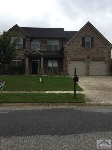 1231 Goldenrod Way, Watkinsville, GA 30677 (MLS #971367) :: Todd Lemoine Team