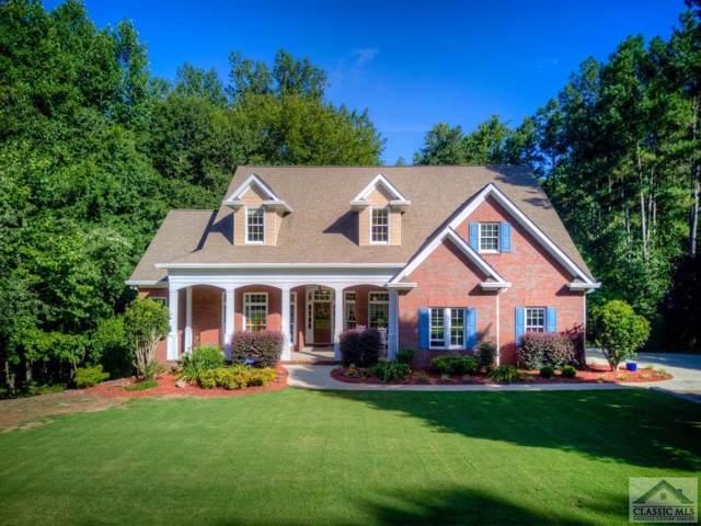 1120 Ridgeview Lane, Bishop, GA 30621 (MLS #971447) :: Athens Georgia Homes