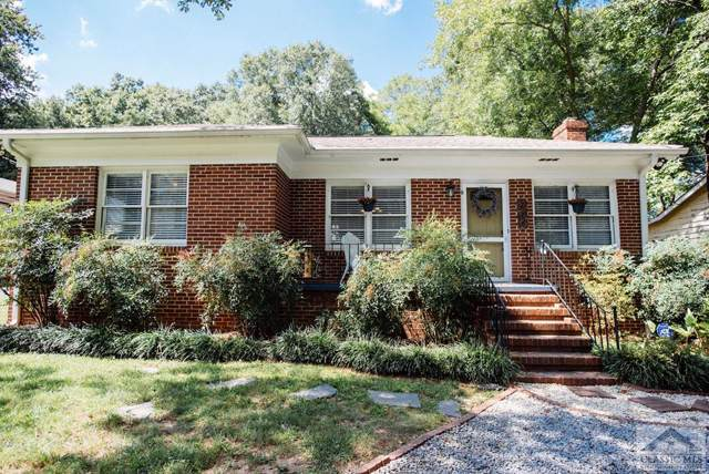 550 King Avenue, Athens, GA 30606 (MLS #971625) :: Athens Georgia Homes