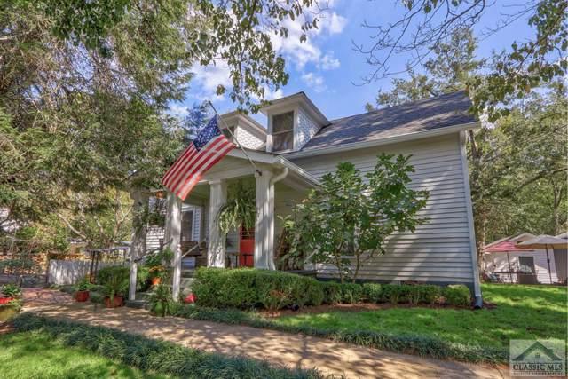 140 Plantation Road, Bishop, GA 30621 (MLS #971825) :: Athens Georgia Homes