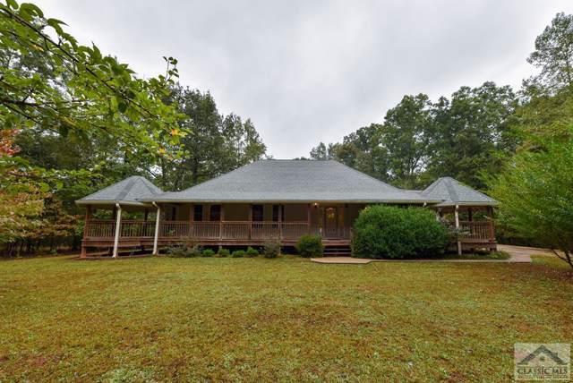1960 Friendship Church Road, Danielsville, GA 30633 (MLS #971911) :: Team Cozart