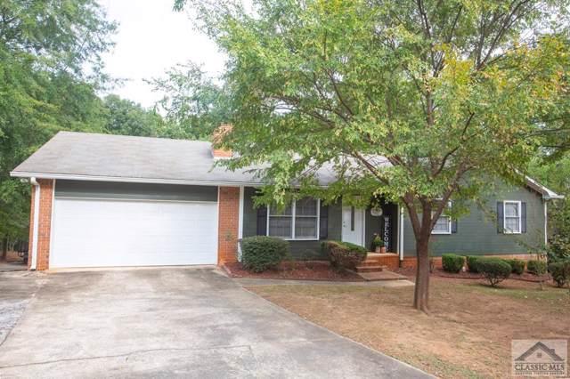 125 Ridgeview Drive, Athens, GA 30606 (MLS #971935) :: Team Cozart