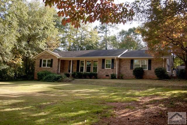 285 Pinewood Circle, Athens, GA 30606 (MLS #971964) :: Team Cozart